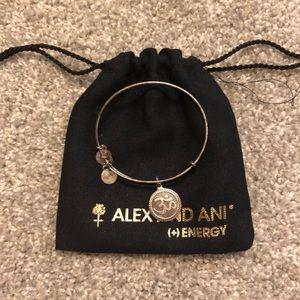 "Alex and Ani ""Om"" Bracelet"